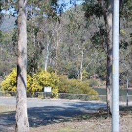 Banimboola Power Station Rest Area